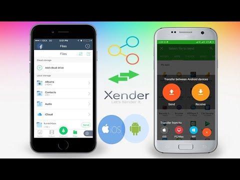 Xender apk for tuplea concepts tutorial