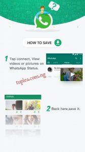 Save on Xender app by tuplea concepts