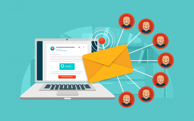 email Marketing tuplea concepts